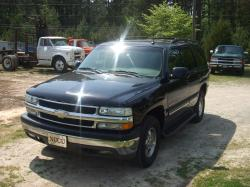 eaglegrad08 2003 Chevrolet Tahoe