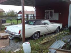 Bobfists 1969 Lincoln Mark III