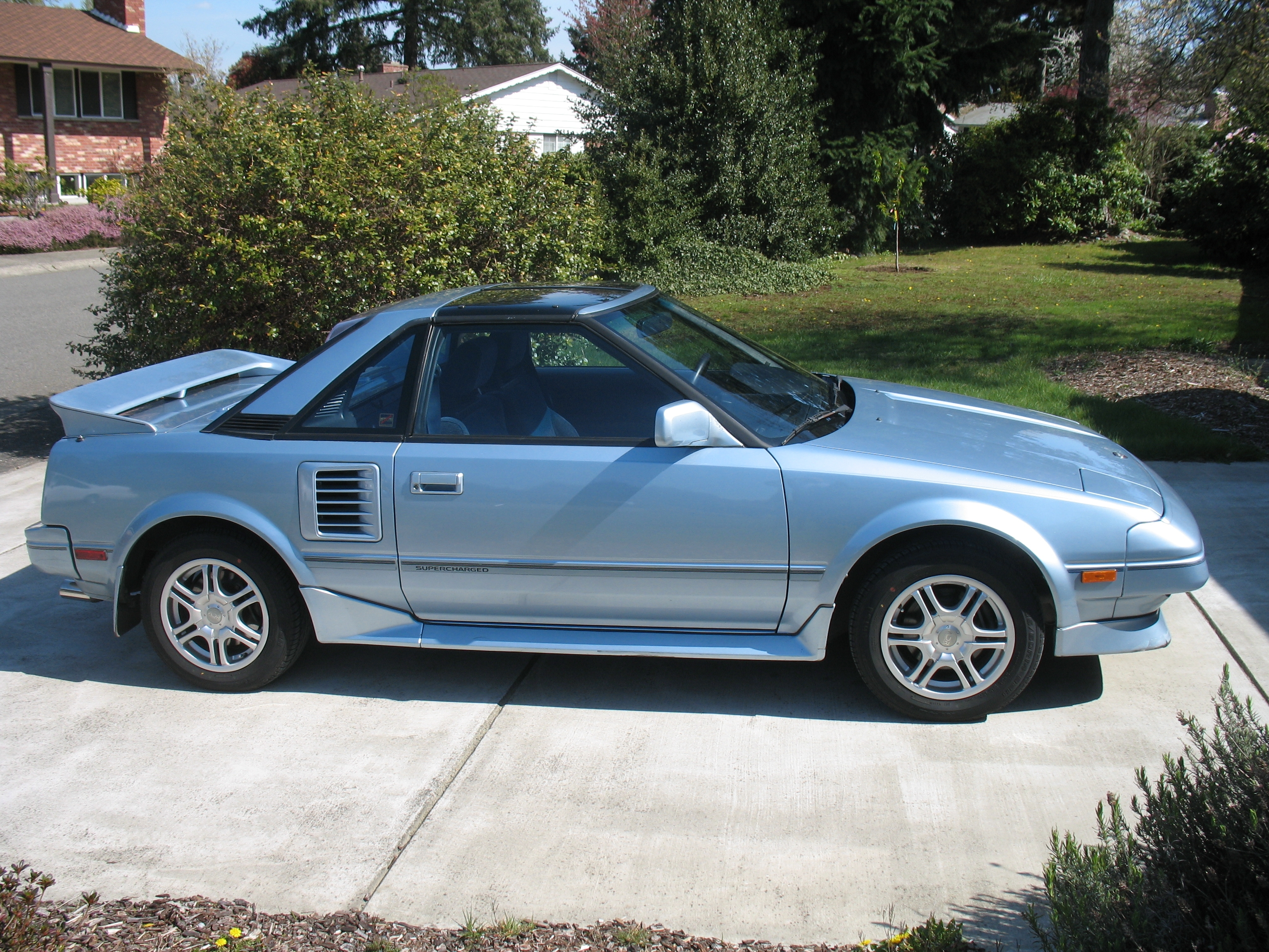Beholder 1989 Toyota MR2 Specs, Photos, Modification Info ...