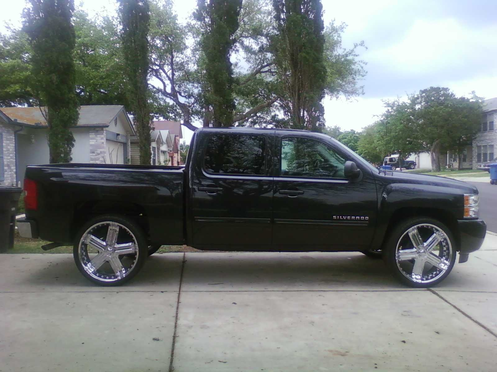 Original on Buick Lacrosse With Rims