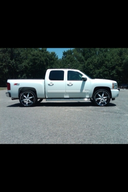 t_r_x450s 2007 Chevrolet Silverado 1500 Crew Cab