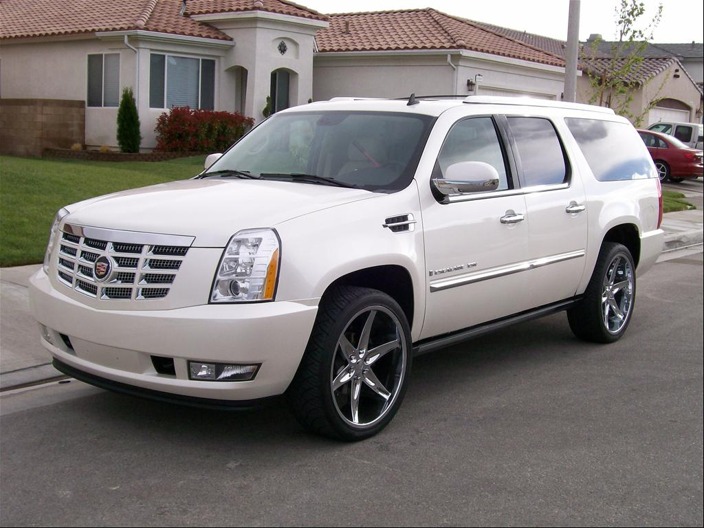 46cadidaddy 39 s 2007 cadillac escalade esv in lancaster ca. Cars Review. Best American Auto & Cars Review