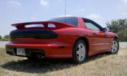 TJFishs 1993 Pontiac Trans Am
