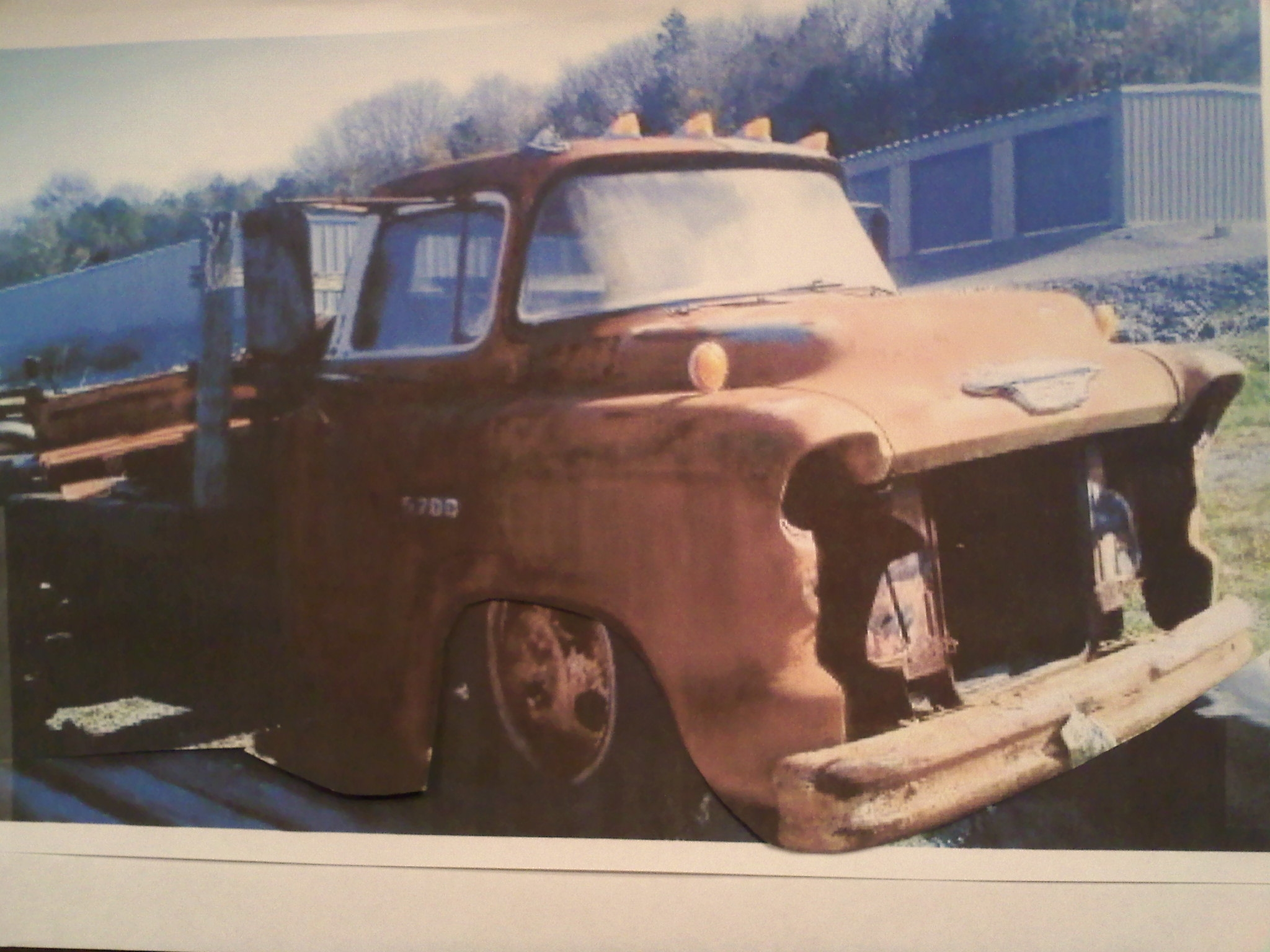 Another bagginwaggon 1955 Chevrolet C/K Pick-Up post... - 14401867
