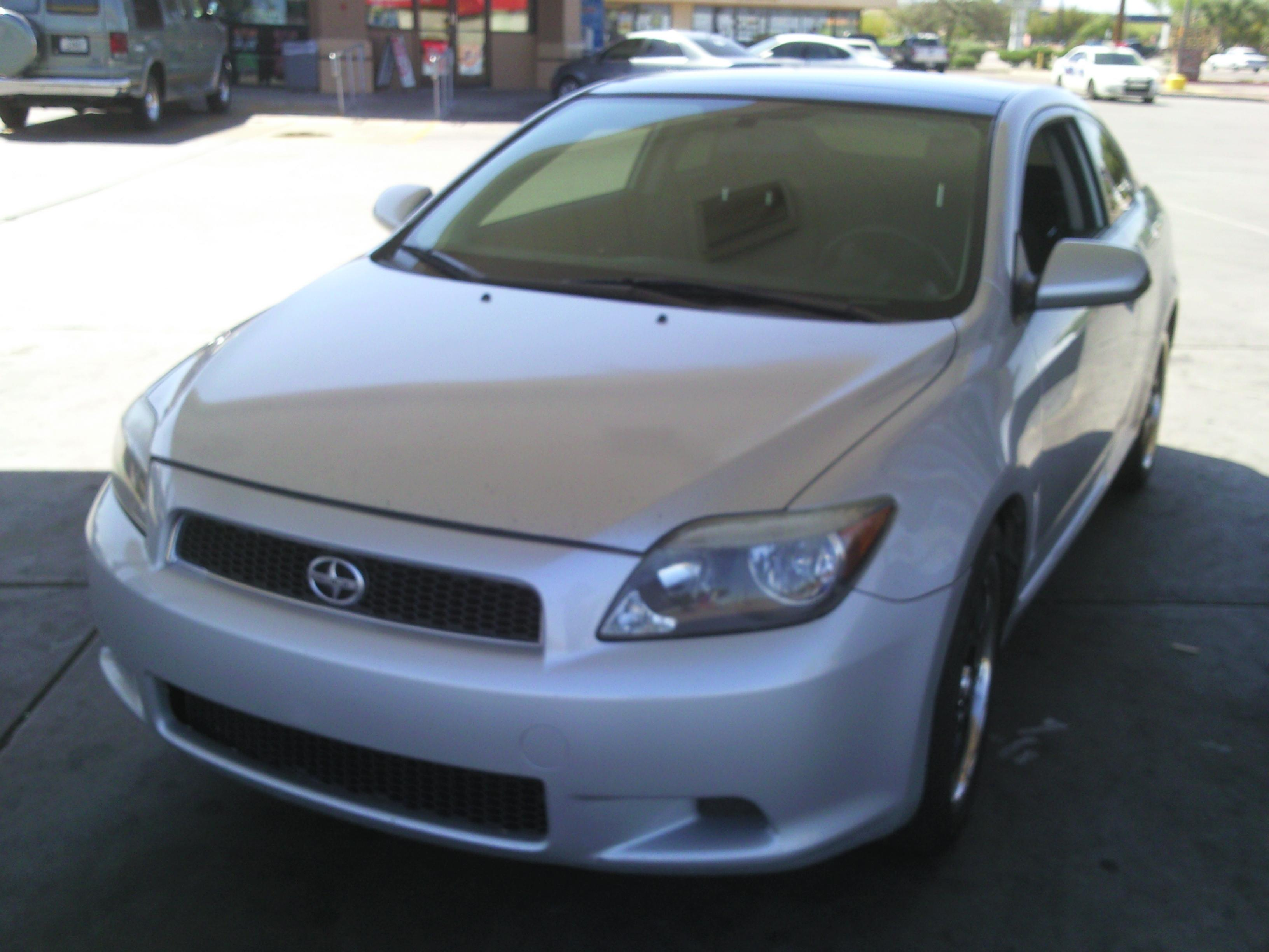 Another sinbandera 2005 Scion tC post... - 14402619