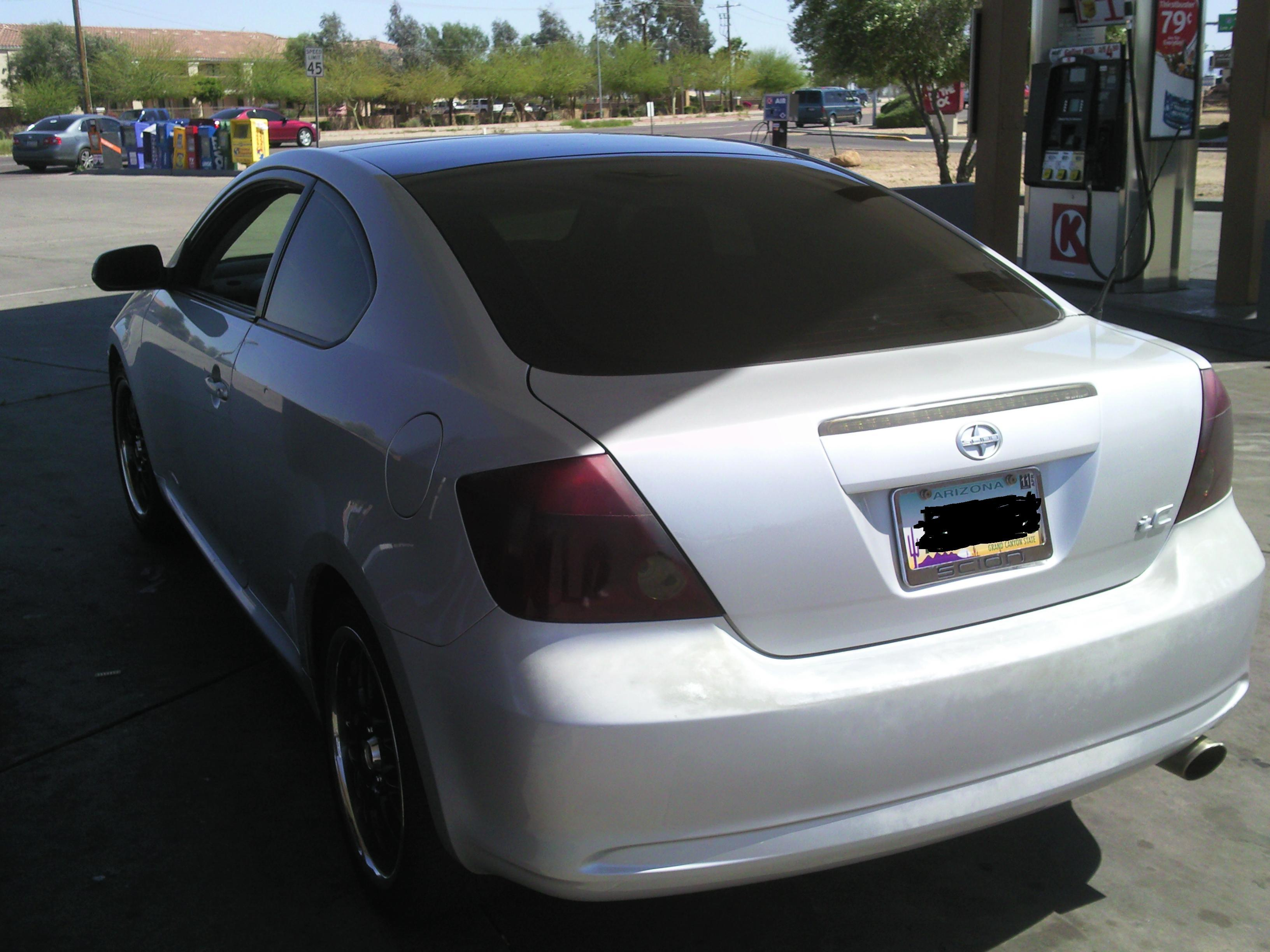 Another sinbandera 2005 Scion tC post... - 14402633