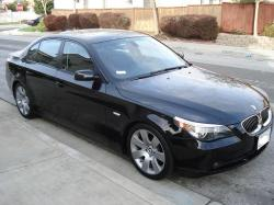 peatee07s 2007 BMW 5 Series
