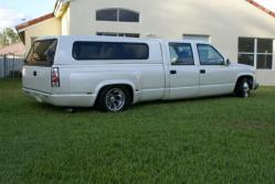 bagginwaggon 1993 Chevrolet 3500 Regular Cab & Chassis