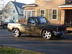 riptha400ex 1984 Chevrolet 1500 Extended Cab
