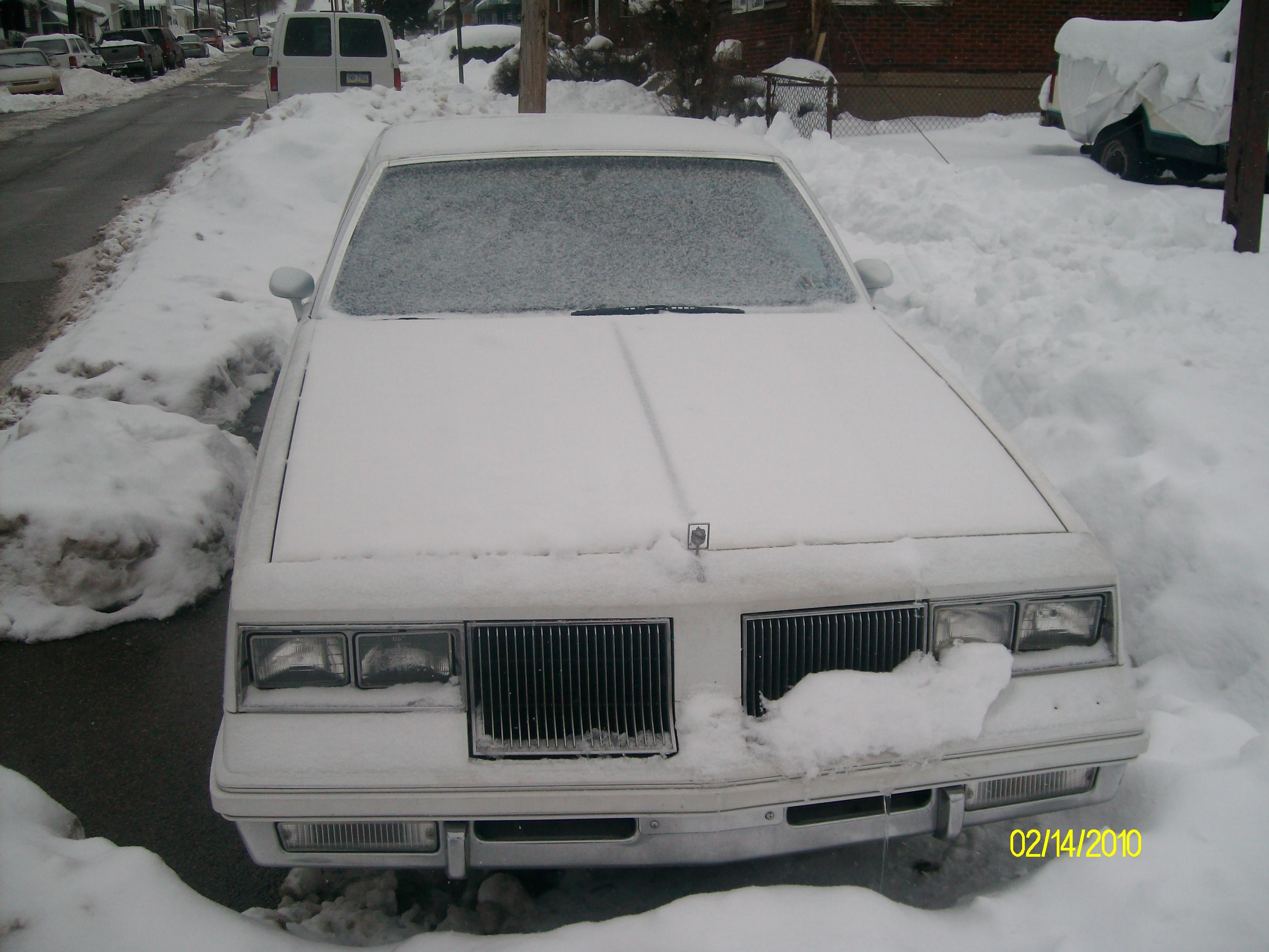 Another moetgupi 1986 Oldsmobile Cutlass Supreme post... - 14403196