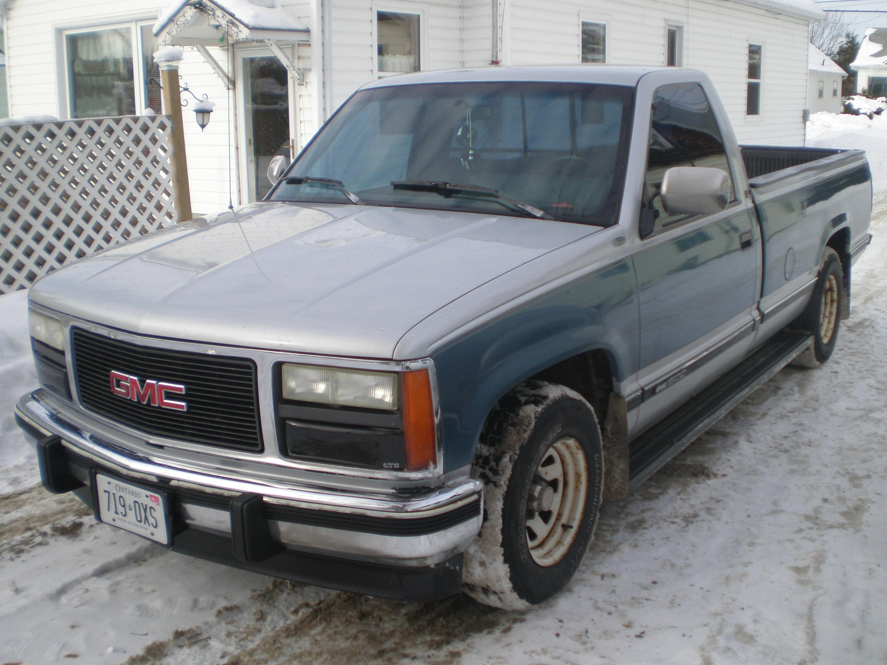 Another SaINt91 1991 GMC C/K Pick-Up post... - 14402046