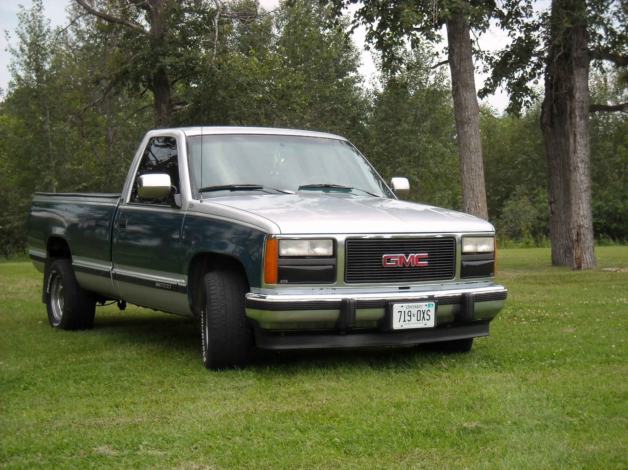 Another SaINt91 1991 GMC C/K Pick-Up post... - 14402063
