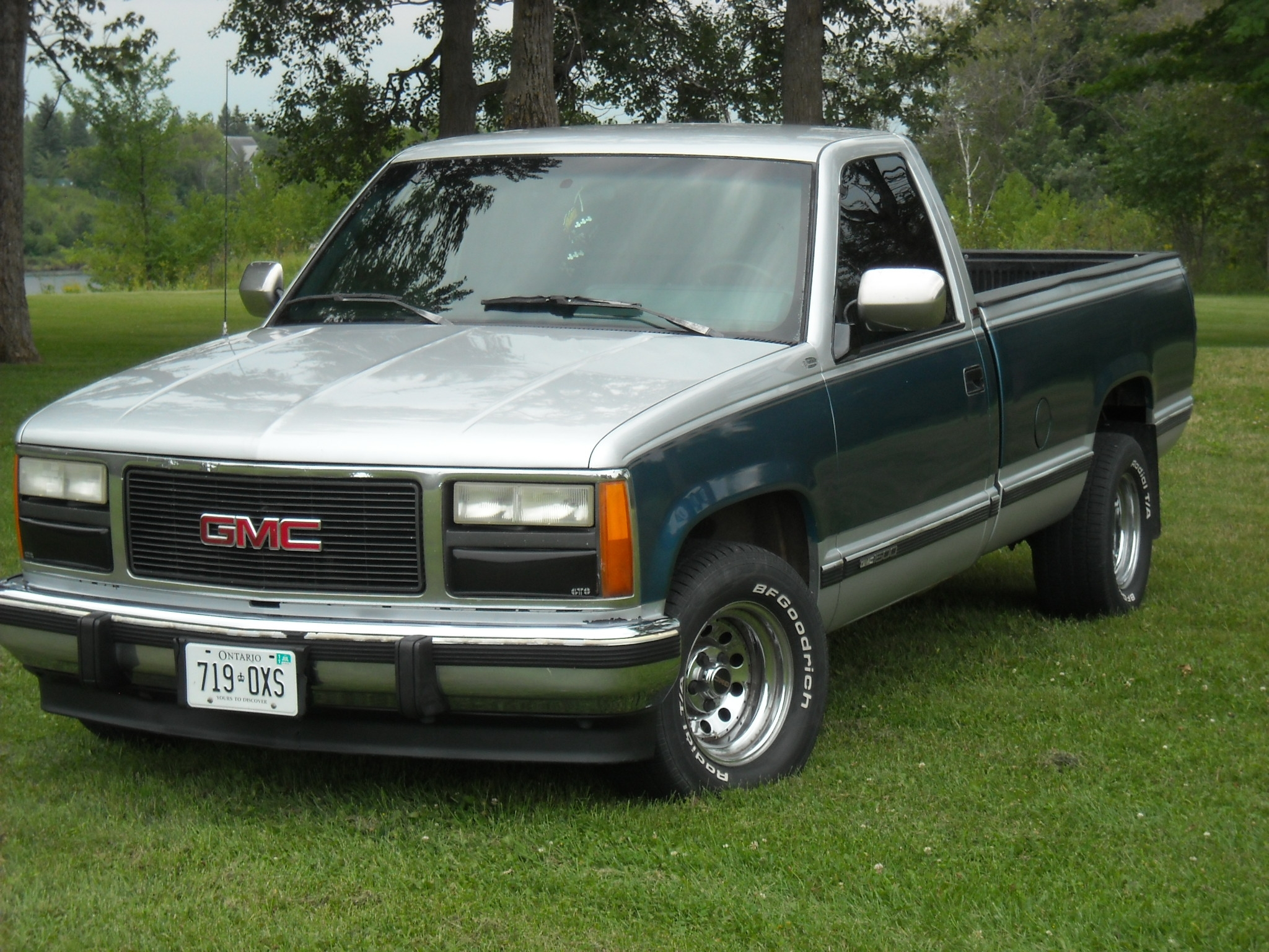 Another SaINt91 1991 GMC C/K Pick-Up post... - 14402065
