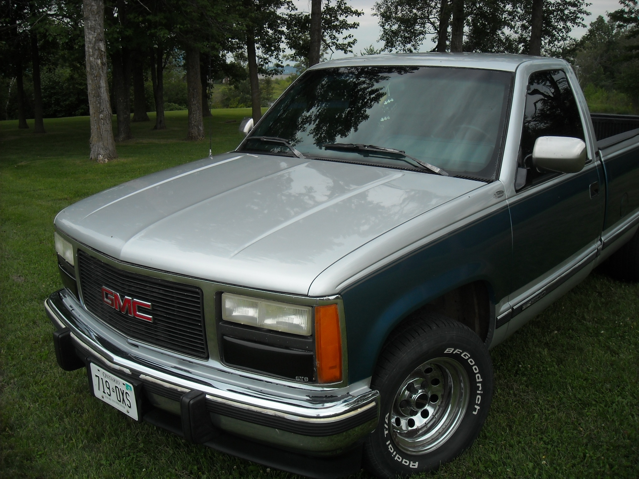 Another SaINt91 1991 GMC C/K Pick-Up post... - 14402070