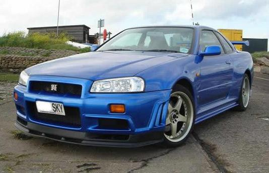 its4show 2001 Nissan GT-R