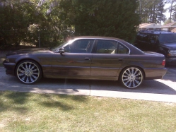 luxurylees 1995 BMW 7 Series