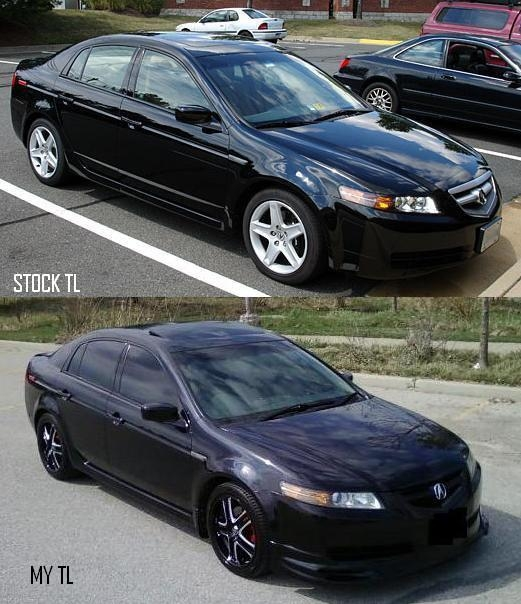Stealth_mofo 2004 Acura TL Specs, Photos, Modification
