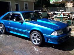 bofadeezs 1991 Ford Mustang