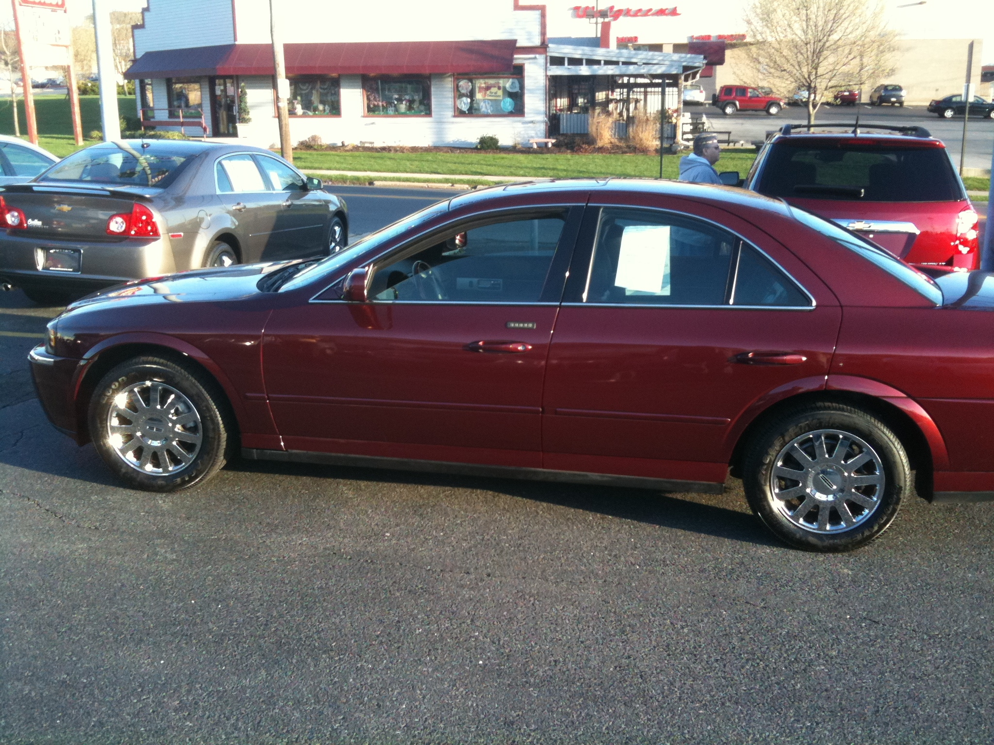 Another BigMizzy69 2003 Lincoln LS post... - 14406493