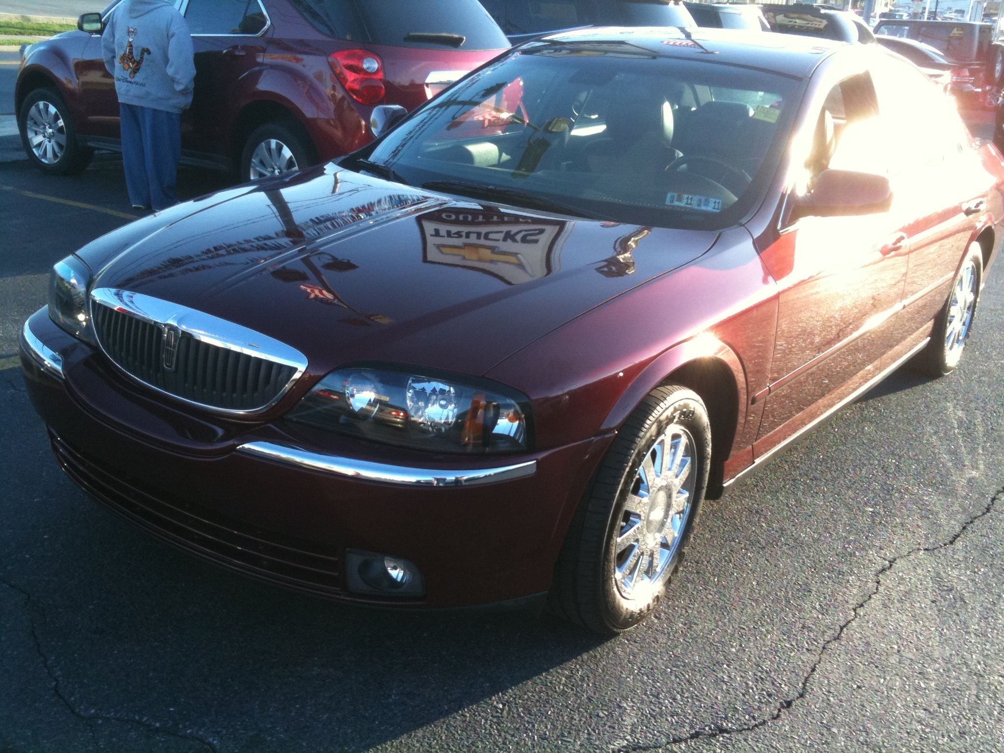 Another BigMizzy69 2003 Lincoln LS post... - 14406494