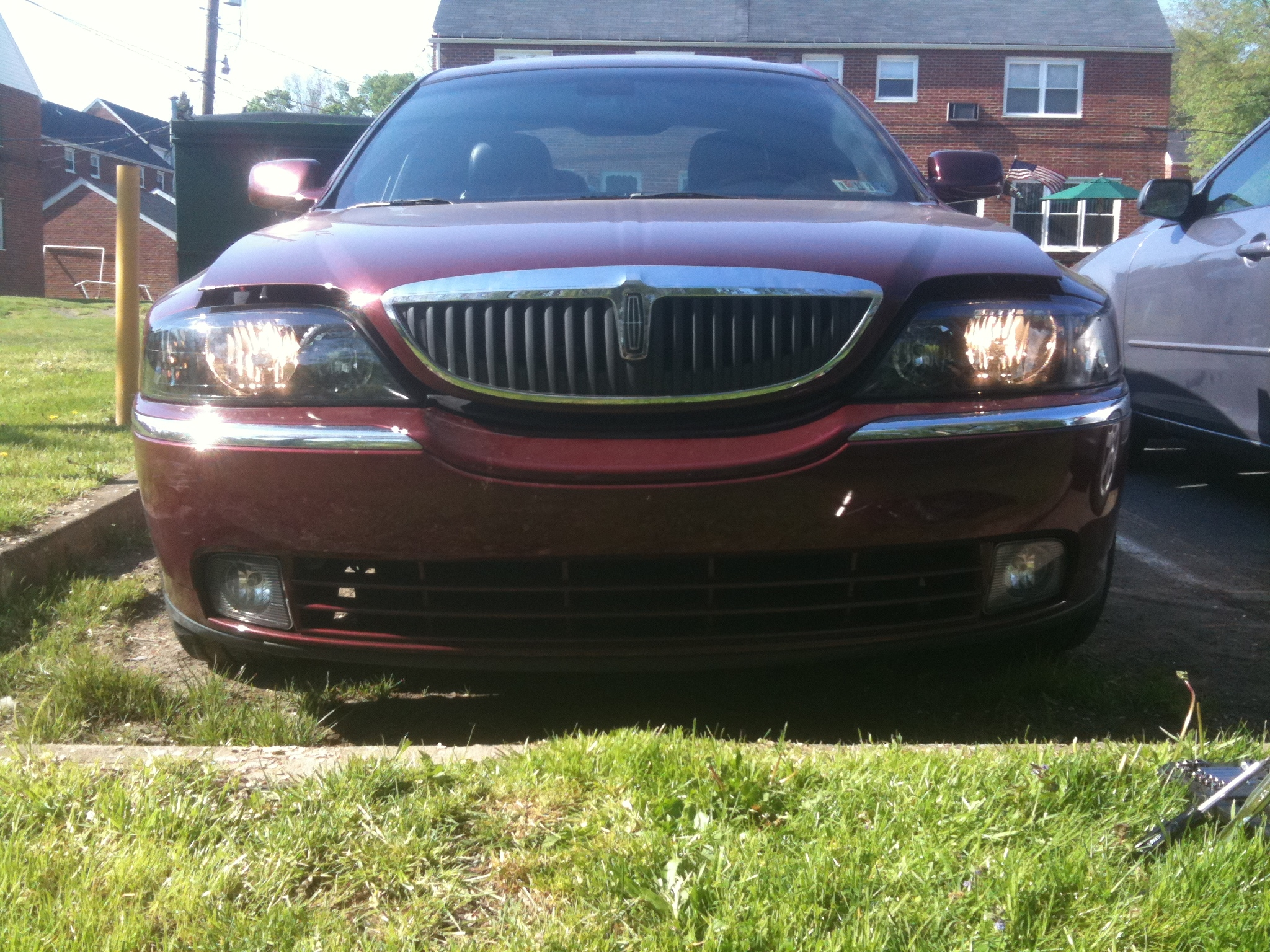 Another BigMizzy69 2003 Lincoln LS post... - 14406527