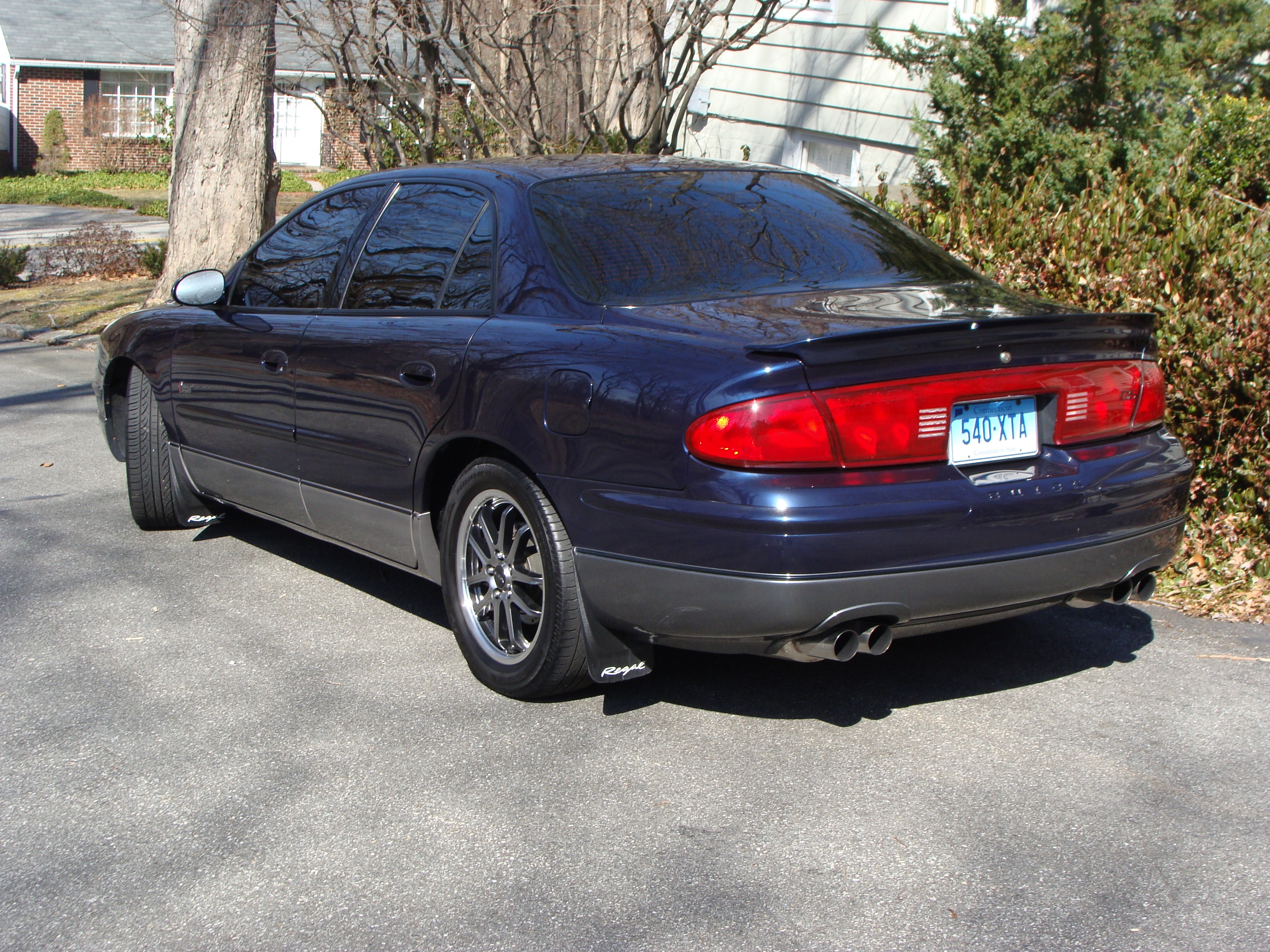 subcook 1998 buick regalgs sedan 4d specs photos. Black Bedroom Furniture Sets. Home Design Ideas
