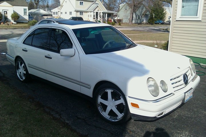 Another 76DONKRIDER 1997 Mercedes-Benz E-Class post... - 14406754