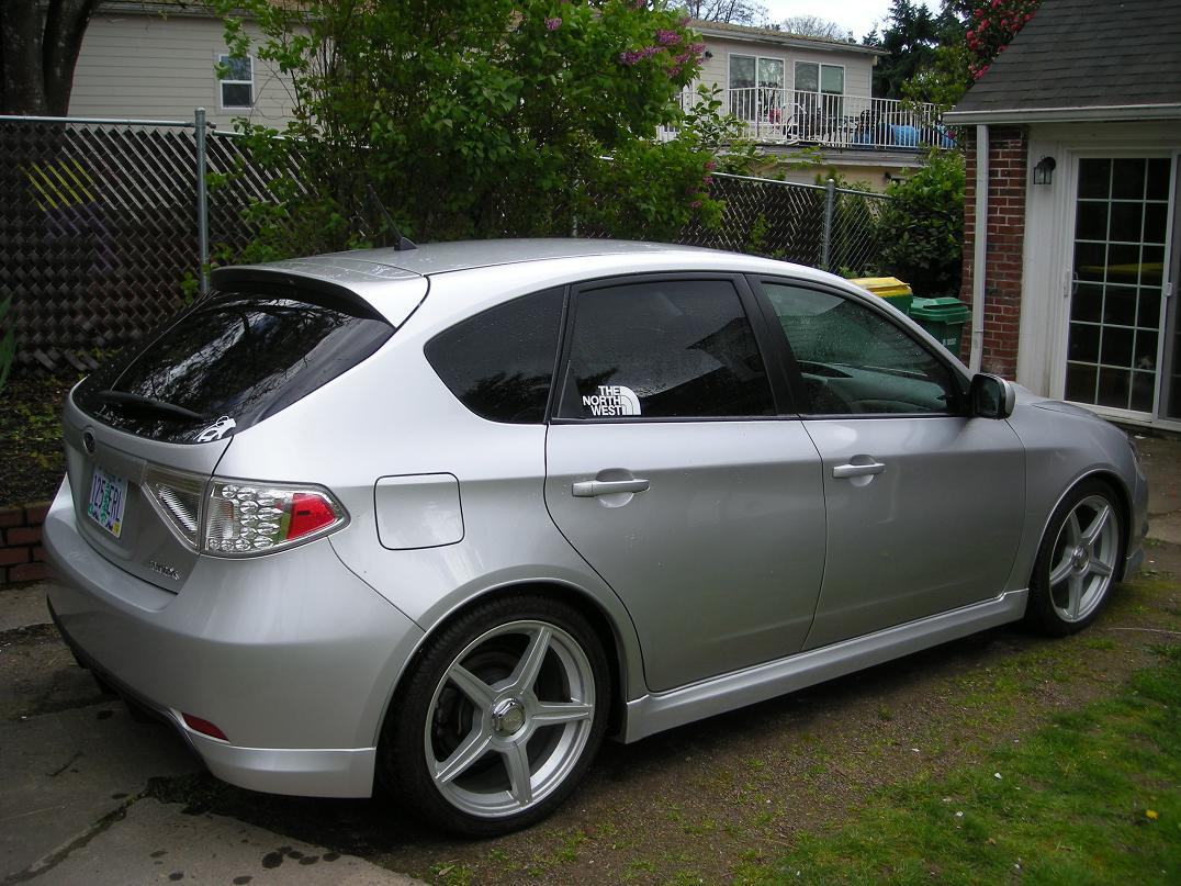 bwilliams373 2008 subaru impreza specs, photos, modification info