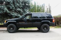 MikeValentines 1996 Jeep Grand Cherokee