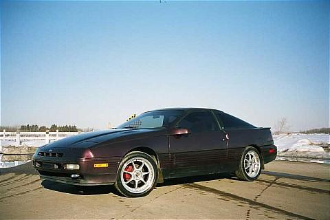 Another EmmEtE 1989 Ford Probe post... - 14407616