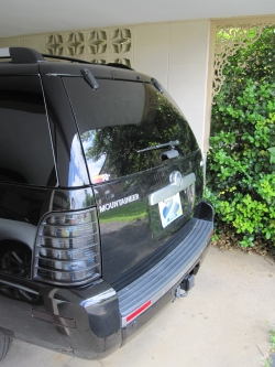 BlackMounty 2007 Mercury Mountaineer