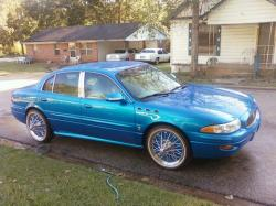 DatBluThang 2001 Buick LeSabre