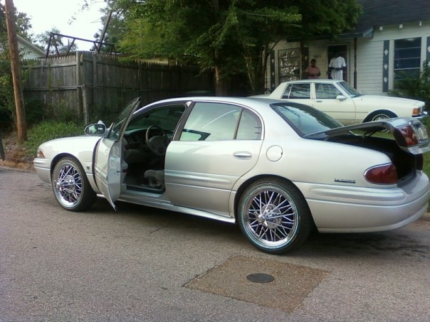Another DatBluThang 2001 Buick LeSabre post... - 14407821