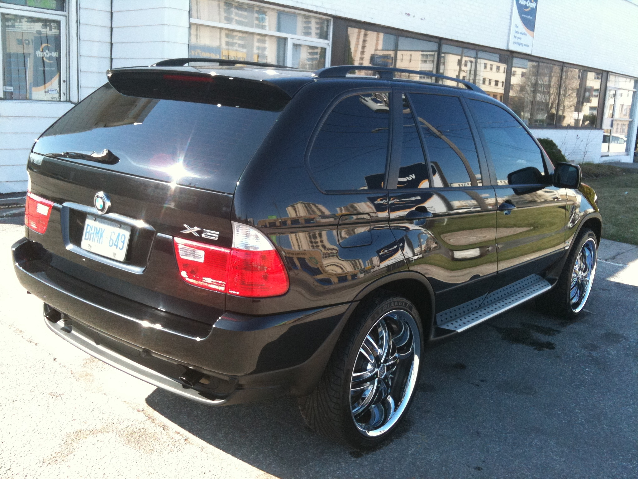 Another CADIX5 2006 BMW X5 post... - 14407851