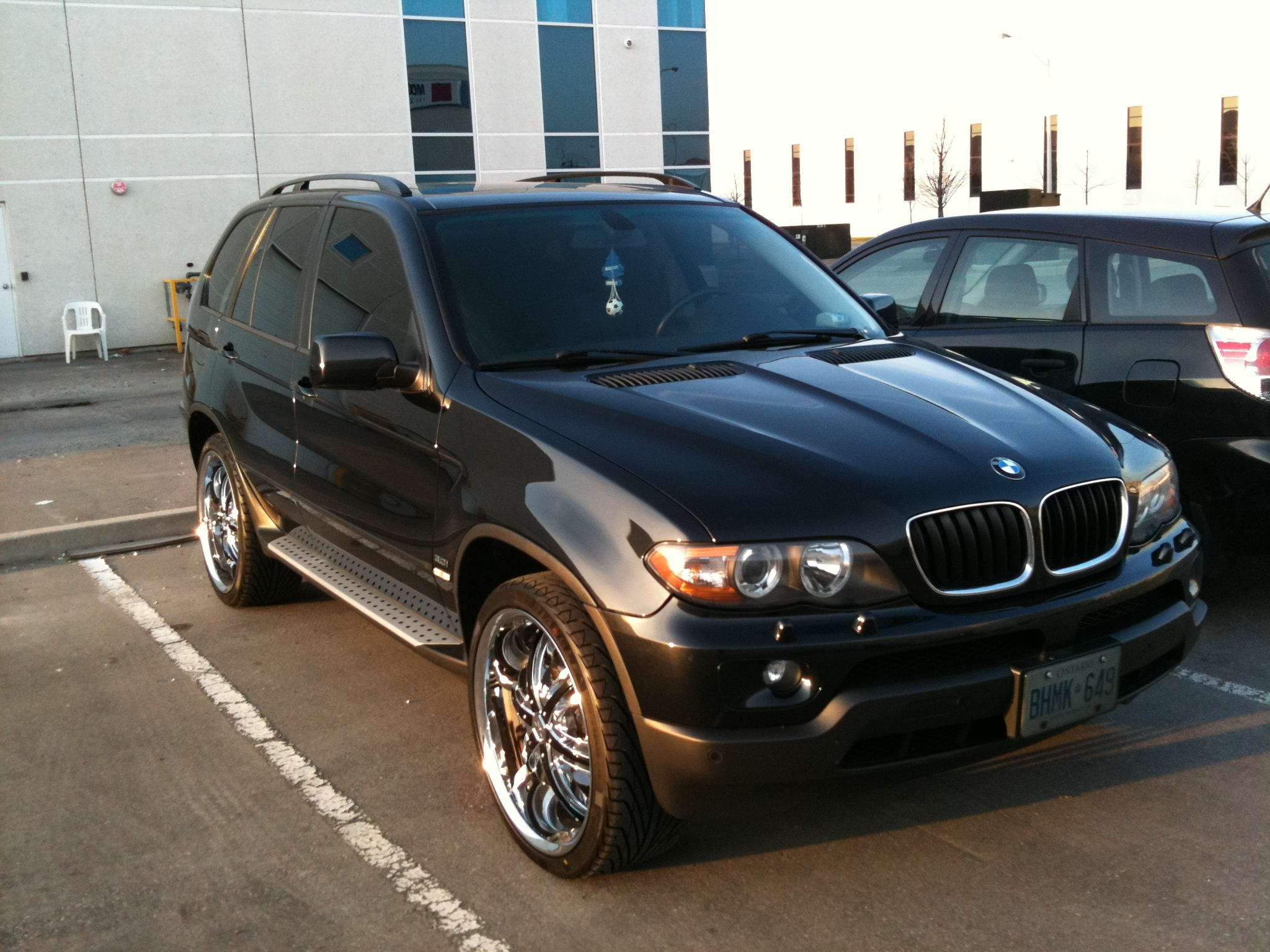 Another CADIX5 2006 BMW X5 post... - 14407863