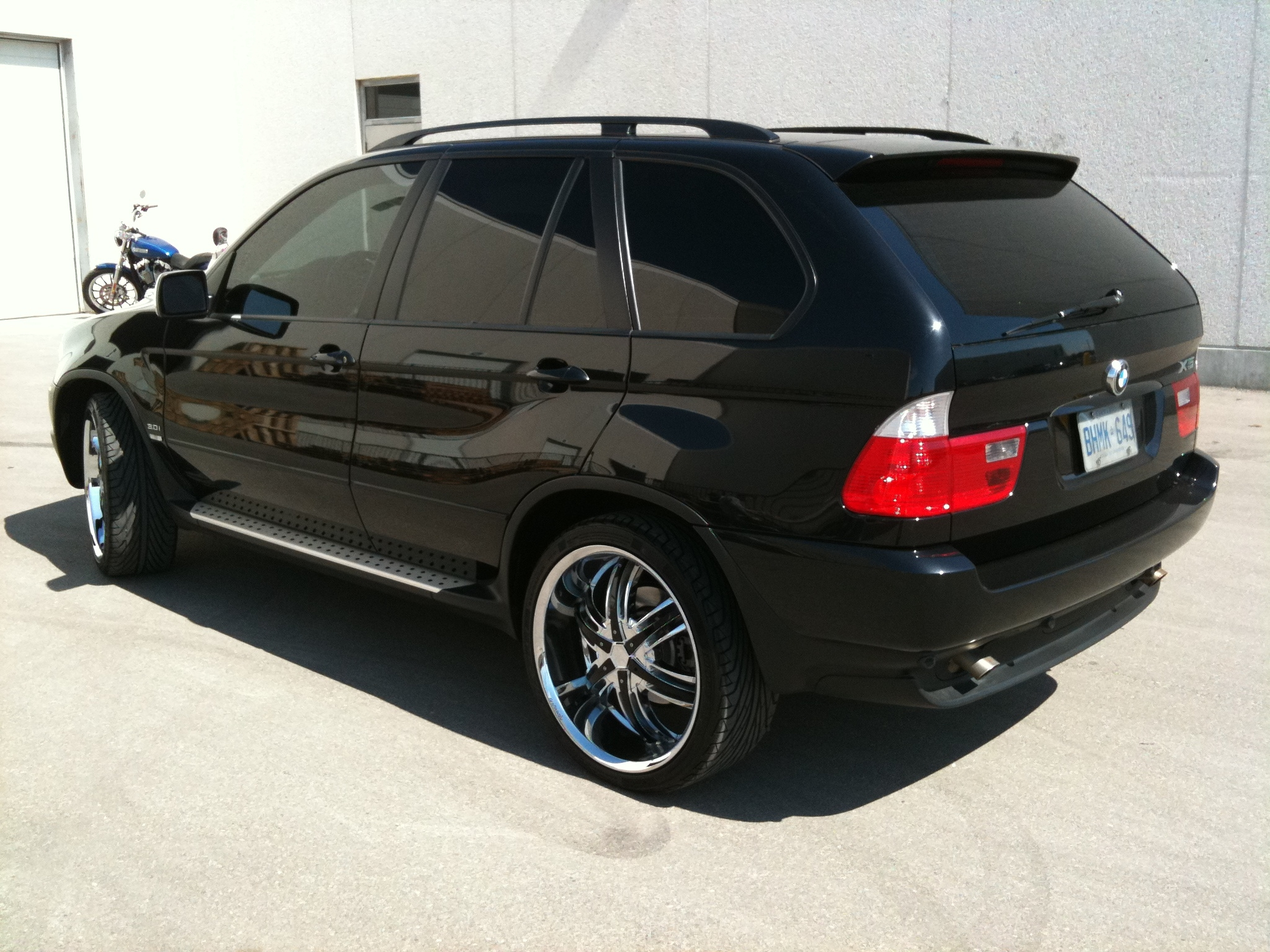 cadix5 39 s 2006 bmw x5 sport utility 4d in toronto on. Black Bedroom Furniture Sets. Home Design Ideas