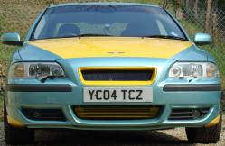 celtic-racings 2004 Volvo S60