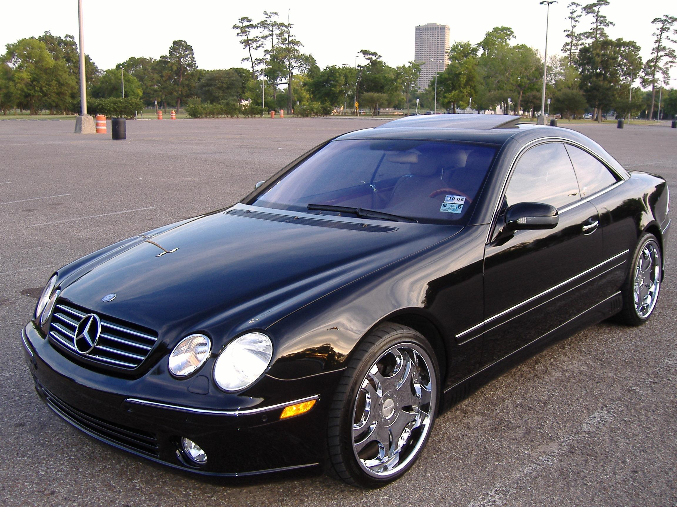 2380s 2001 mercedes benz cl classcl500 coupe 2d specs photos modification info at cardomain. Black Bedroom Furniture Sets. Home Design Ideas