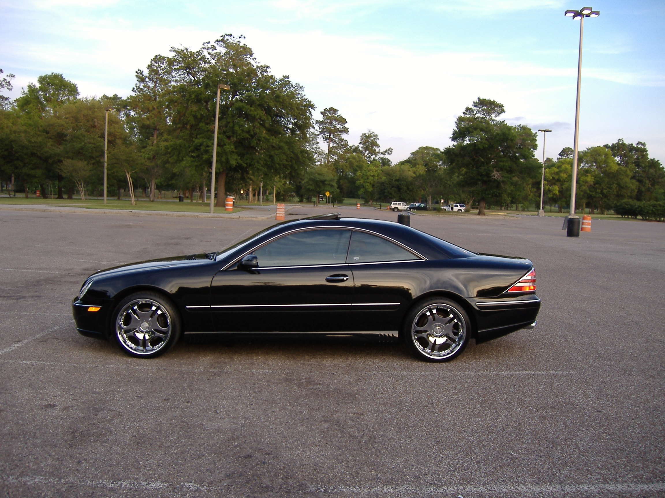 Image gallery 2001 mercedes cl500 for 2001 mercedes benz cl500 for sale