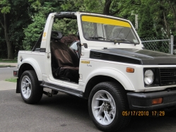 alexmojicas 1987 Suzuki Samurai