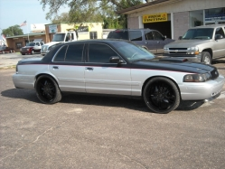 Loweskis 1999 Ford Crown Victoria
