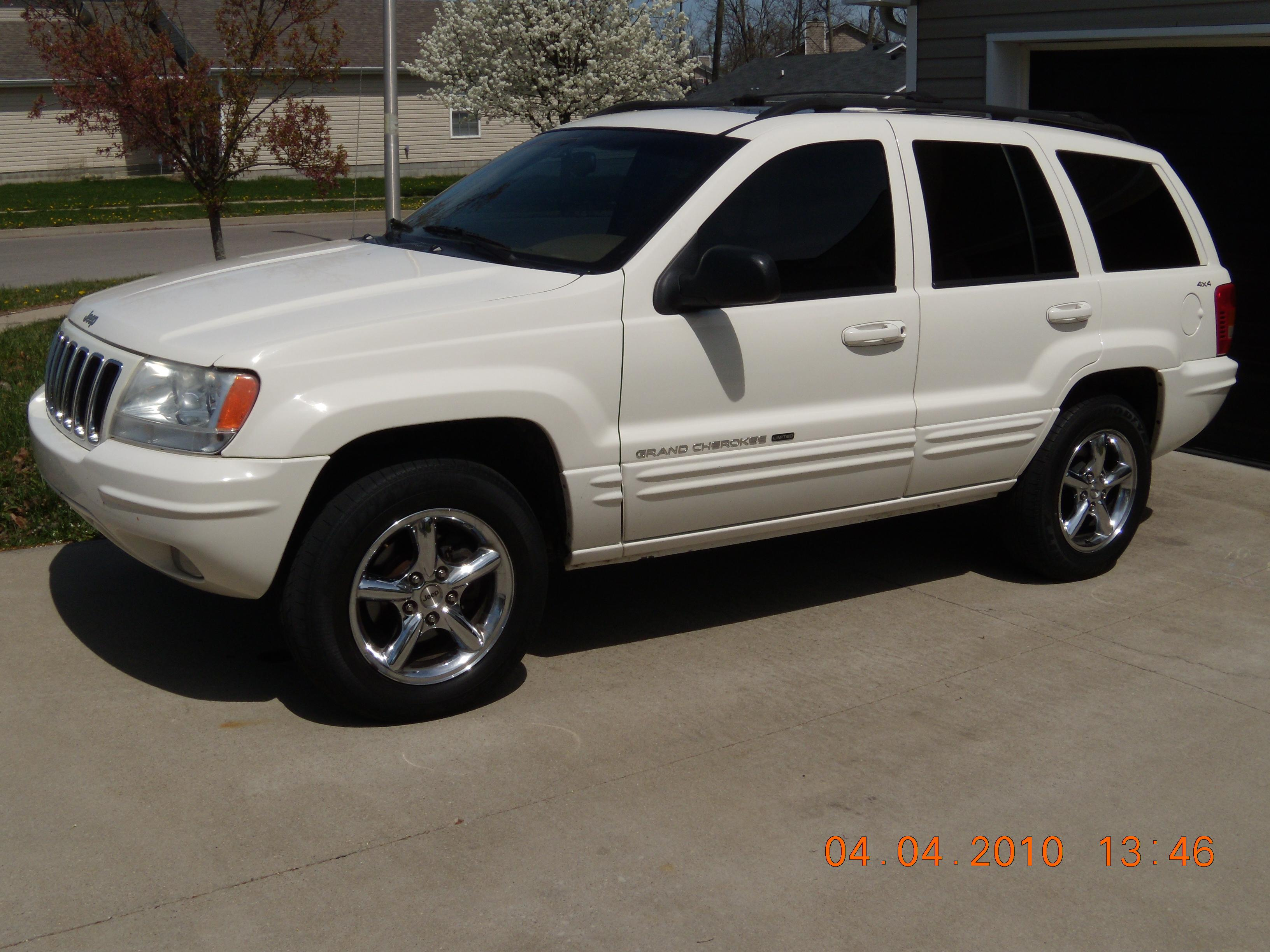 Ssthunder03 2001 Jeep Grand Cherokeelimited Sport Utility