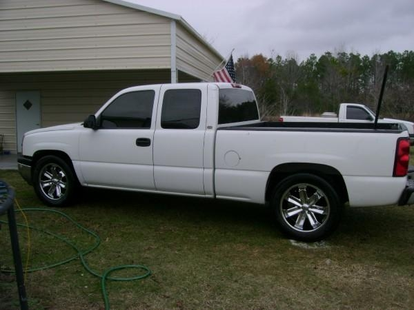 bryanandkaylee 2005 chevrolet silverado 1500 extended cab specs photos modification info at. Black Bedroom Furniture Sets. Home Design Ideas