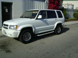lwd32 2000 Isuzu Trooper