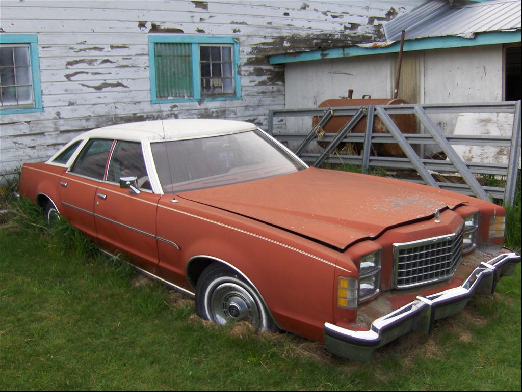 1978 Ford Ltd II Sport http://www.cardomain.com/ride/3851217/1978-ford-ltd/