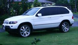 kiddhayashis 2006 BMW X5
