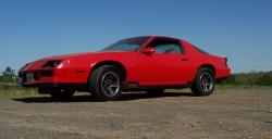 GT-RAZZs 1984 Chevrolet Camaro
