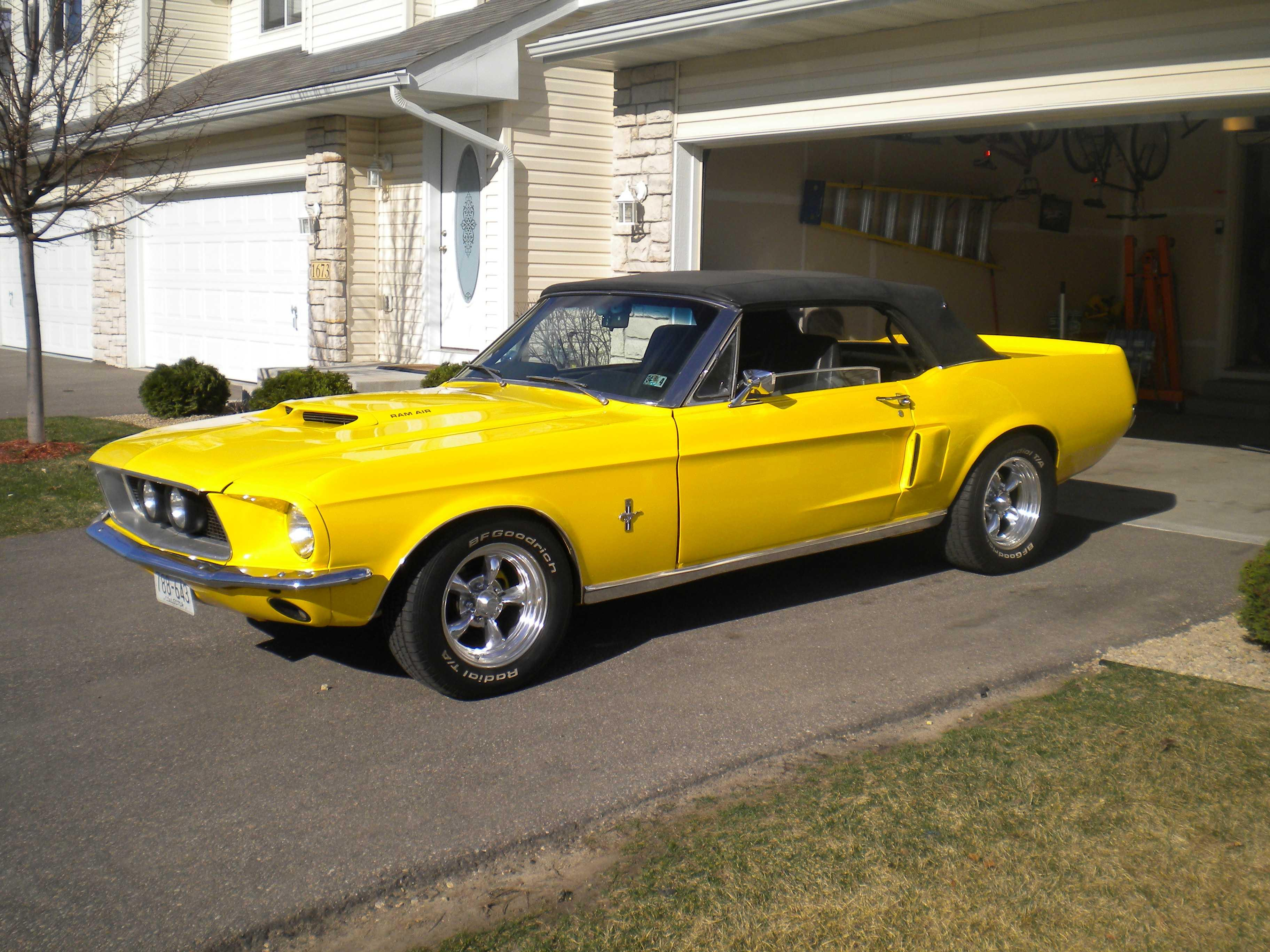 Jafo74 1967 Ford Mustang Specs Photos Modification Info