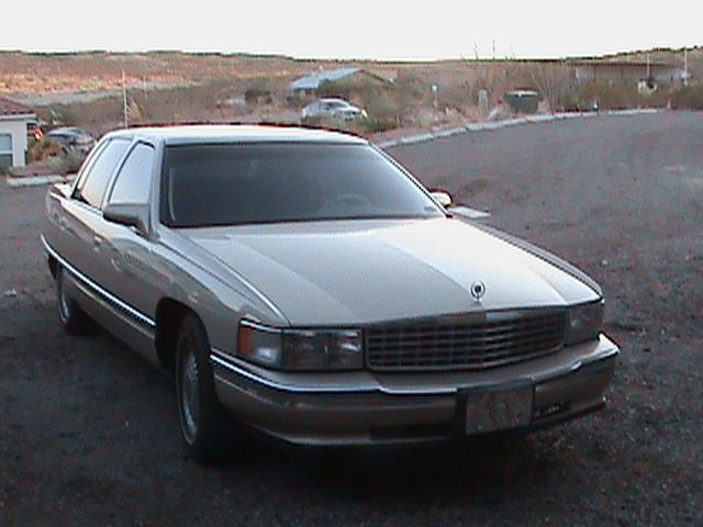 G_WHIP 1994 Cadillac DeVille