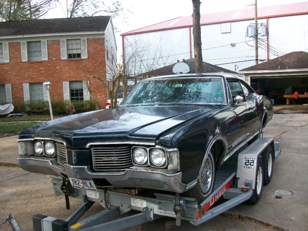 Another b_white713 1968 Oldsmobile Delta 88 post... - 14411438